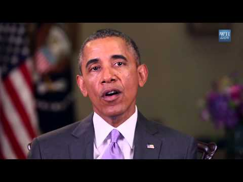 Obama: You Shouldn't Have To Choose Between Family And Work