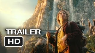 The Hobbit Official Trailer #2 (2012) Lord Of The Rings
