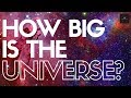 How Big Is The Universe This Fascinating Animation Shows You