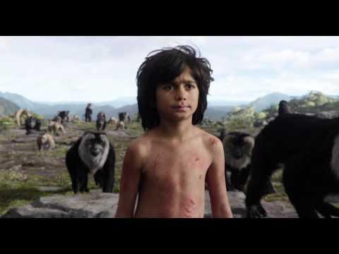 Kniha d�ungl� - trailer na film