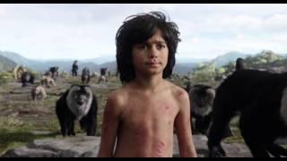 Kniha džunglí - trailer na film