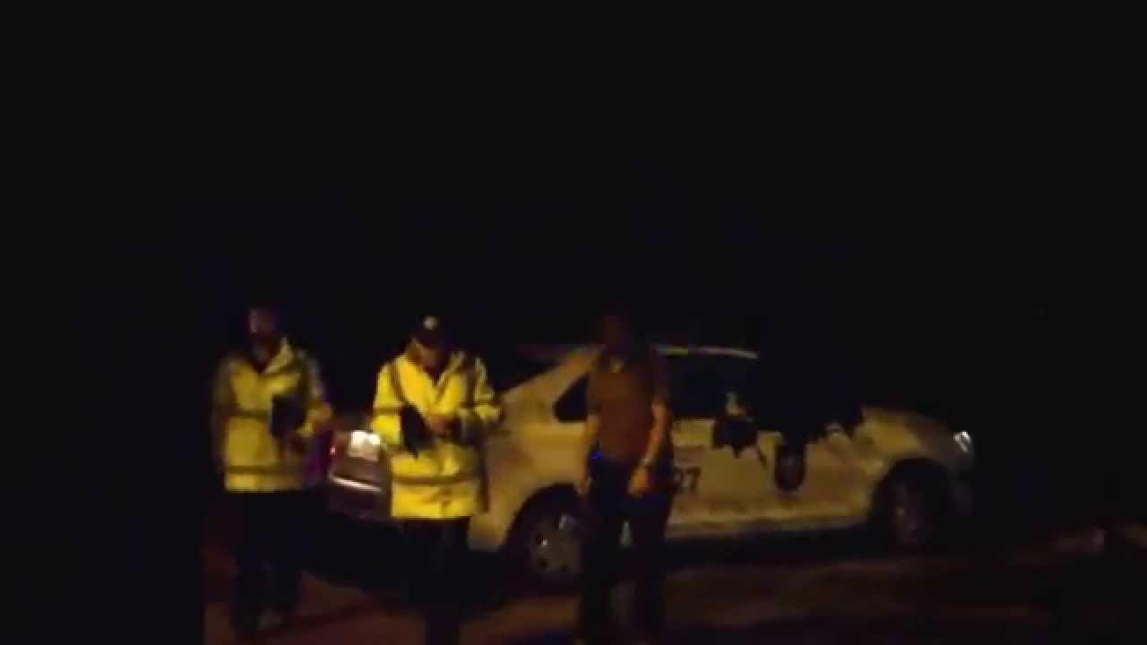 A blocat cu mașina carul mobil de la Moldova 1