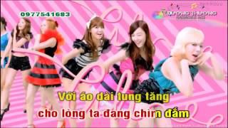 karaoke nhạc sống Lk Chuyện giàn thiên lý remix DJ