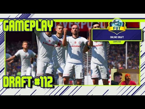 FIFA 18 - Draft #112 & Pack Opening