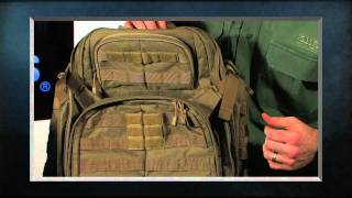 RUSH Backpacks And TIER System