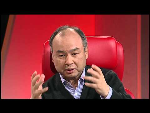 SoftBank CEO Mayayoshi Son Shares Frustration of U.S. Broadband at Re/code's #Codecon