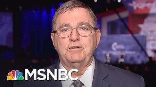GOP Rep. Burgess Confronted: No Constitutional Right To AR-15   The Beat With Ari Melber   MSNBC