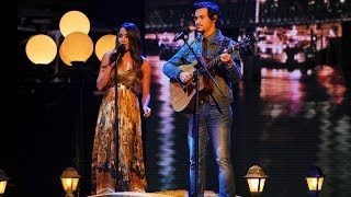 "Alex & Sierra ""Best Song Ever"" Live Week 4 The X"