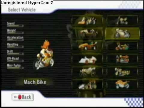 Mario Kart Wii Cheats Codes To Unlock Everything