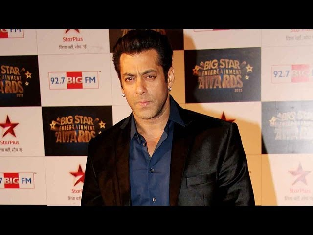 Video | 4th Big Star Entertainment Awards | Salman Khan