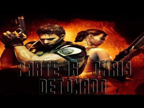 Resident Evil 5 - Gordão + Cara da Serra Elétrica #16