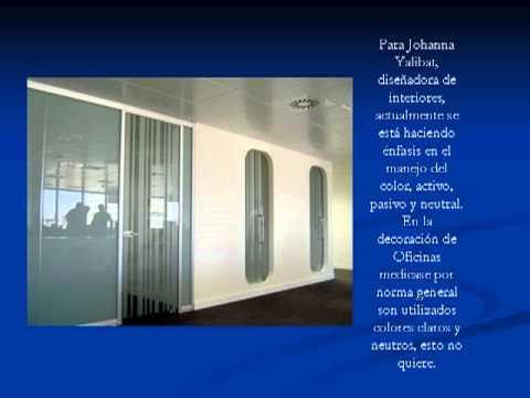 Fotos de decoraci n de oficinas m dicas interiores de for Decoracion de interiores para oficinas