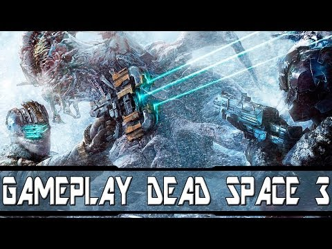 Gameplay - Dead Space 3 - Regenerador