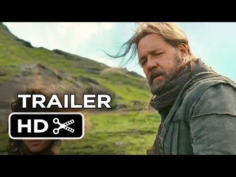 Noah TRAILER 1 (2014) - Emma Watson, Russell Crowe, Anthony Hopkins Movie HD
