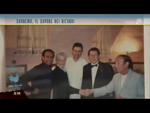 Irene Grandi e il ristorante dei ricordi 'da Vittorio'