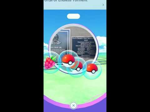 Top 10 Pokemonstops Found So Far in Pokemon Go
