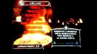 Como Usar A Blaze Y Mokap En Mortal Kombat Deadly Alliance