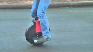 Solo wheel.. kendaraan santai... :)