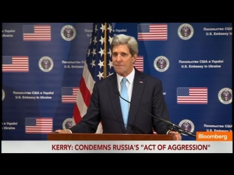 Kerry: There's a 'Better Way' for Russia in Ukraine