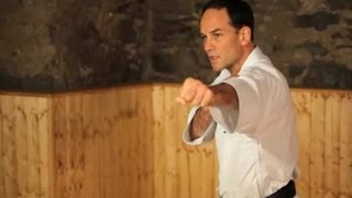 How To Do A Lunge Punch Karate Lessons