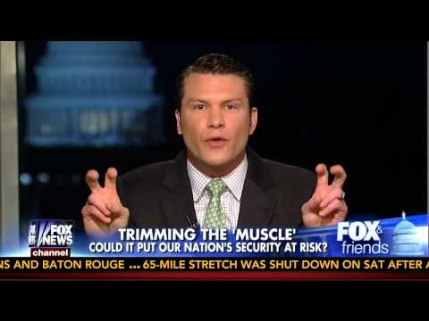 Fox & Friends | Hagel's Pentagon budget proposal