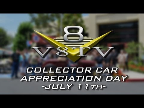 2014 National Collector Car Appreciation Day July 11, 2014