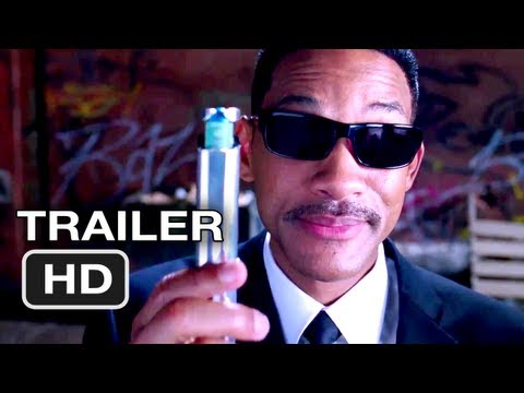 Men In Black 3 Official Trailer #1 - Will Smith, Tommy Lee Jones Movie, Josh Brolin 3D (2012) HD