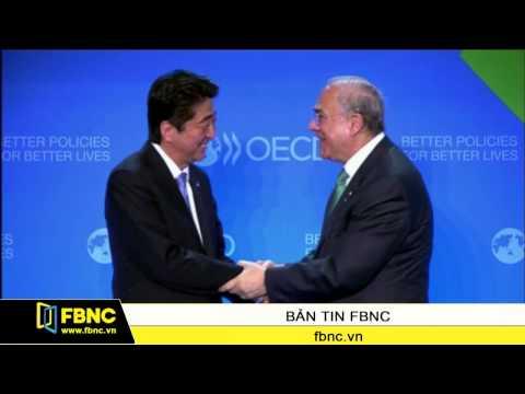 Thủ tướng Shinzo Abe: Nhật đã tiến đến cánh cửa thoát giảm phát
