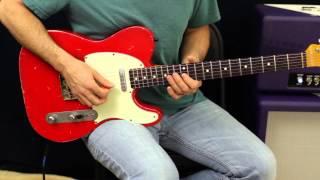 Tim McGraw One Of Those Nights Guitar Lesson Rhythm
