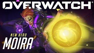 Overwatch - Bemutatkozik Moira