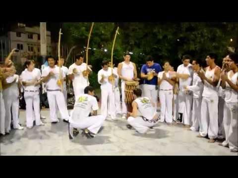 Roda Entrenamiento Capoeira Luanda Peru 2014 (Luanda Verão)