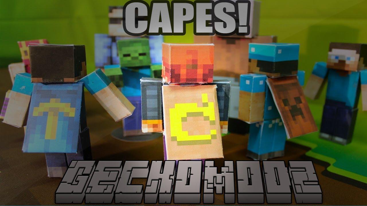 Minecon Cape 1.2.5