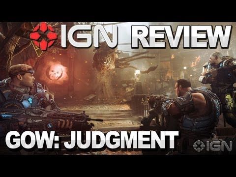 IGN Reviews - Gears of War: Judgment Video Review