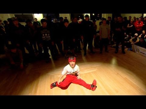Born to Dance: The Breakdancing Kid
