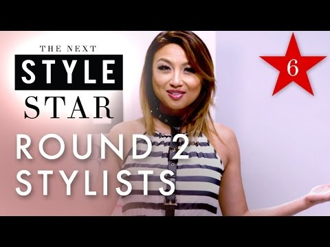 Meet the 2nd Round of Contestants | The Next Style Star
