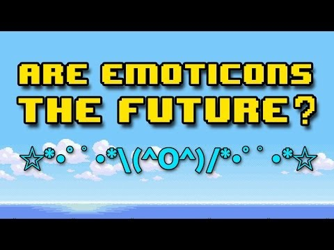 Are Emoticons the Future of Language? | Off Book | PBS Digital Studios