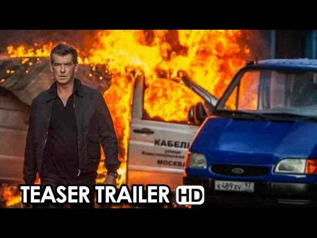 The November Man Official Teaser Trailer #1 (2014) HD