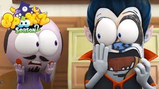 Spookiz - 2x04 - Vamírí detektív