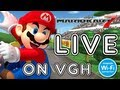 Mario Kart 7 3DS LIVE with Subscribers! VGH Stream