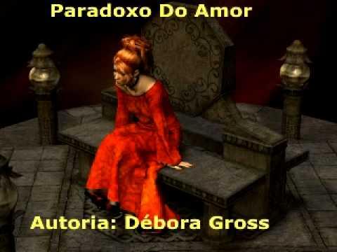 Paradoxo Do Amor- Débora Gross - Por Ketlin - Projeto O Livros Dos Dias