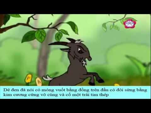 VIDEO Chú Dê Đen - Chuyện Kể Thiếu Nhi