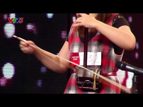 Vietnam's Got Talent 2014 - TẬP 06 - TIẾT MỤC NHẬN NÚT VÀNG - Nhóm 4 chị em