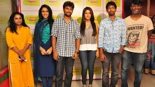 Majnu Movie Team At Radio Mirchi