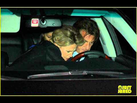 Charlize Theron & Sean Penn: Bouchon Charity Dinner!