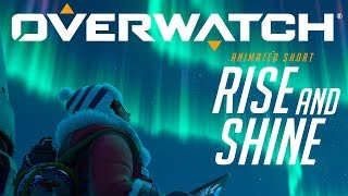 "Overwatch - Animációs rövidfilm: ""Rise and Shine"""