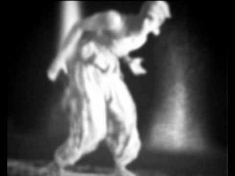 Nijinsky 1910 - Sheherazade