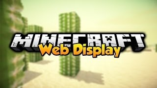 Minecraft - Mod Showcase - Web Display