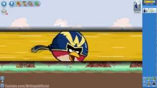 Angry Birds Friends HD Power Ups Valentine's Day