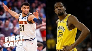 The Nuggets are the Warriors' biggest threat in the Western Conference  - Max Kellerman   First Take