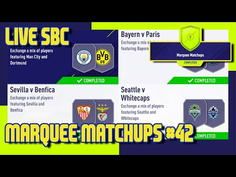 FIFA 18 - Marquee Matchups #43 & Pack Opening